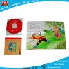 Libros animales de la historia de la historieta caliente de la venta, impresión dura de los libros de niños de la cubierta