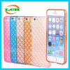 Water Shell Diamond Shaped caso de telefone claro para iPhone 6s / 7
