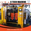 Автоматическая машина прессформы дуновения штрангя-прессовани бутылки тензида/шампуня