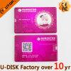 병원 승진 선물 Scanlife 신용 카드 USB Pendrive (YT-3101L1)
