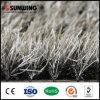 SGS bescheinigte den natürlichen synthetischen künstlichen weißen im Freiengras-Teppich