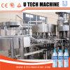 Máquina que capsula de relleno que se lava del agua automática