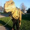 Costume динозавра горячего парка атракционов 2014 робототехнический