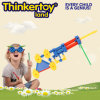 Kidsのための2015のプラスチックInterlocking PlasticレーザーGuntoy
