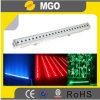 Arandela al aire libre de la pared de la iluminación LED de los vatios 24*3