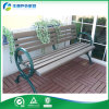 높은 Quality Used Outside 도시 Furniture Park Classic Wooden 및 Cast Iron Bench (FY-321X)