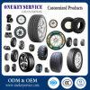 Neumático del vehículo de pasajeros del neumático sin tubo radial de la polimerización en cadena de China nuevo