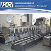 두 배 Screw Extruder Air Cooling Strand Pelletizing 또는 Granulating System