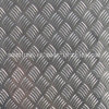 Wijd Gebruikt Aluminium 5 Staven In reliëf gemaakt Blad voor Auto Bady