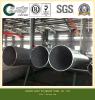 Pipa de acero inoxidable del papel industrial del uso