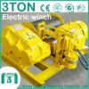 Treuil électrique électrique de la grue 500lbs de tonne du treuil 3 \ construction \ treuil électrique de klaxon