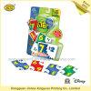 Digg'n tesoro del pirata Puzzle juego de cartas de papel (JHXY-CG0003)