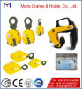 Plate vertical Lifting Clamp com Lock Hoist Hook