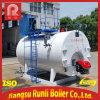 Flüssigbettofen-thermisches Öl-horizontaler Dampfkessel mit seetauglicher Verpackung