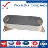 Refroidisseur d'huile à moteur de la pente 316 d'acier inoxydable d'OEM&ODM