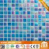 Mosaico do banheiro, mosaico da piscina, telhas de vidro do mosaico (H420045)