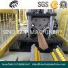 Reciclaje de la tarjeta de papel del ángulo que hace máquina bajo costo