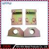 De Assemblage van producten (ww-ASSY016) CNC die het Stempelen van het Blad van het Metaal van de Delen van de Bouw machinaal bewerken