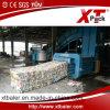 Máquina automática llena de la prensa para reciclar el CE del papel y de los plásticos