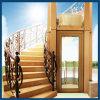 ガイド・レールの安全真空の小さい別荘のホームエレベーター