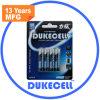 Alkalische Batterie der Blasen-Karten-Verpackungs-Lr03 AAA Am4
