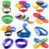 Lf passivo o HF Silicone RFID Wristband Bracelet