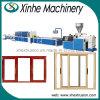 Extrusão plástica do perfil do PVC que faz a linha da máquina com alta qualidade