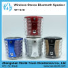 Factory profesional Supply Bluetooth Wireless Speaker con LED Light