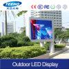 Schermo di visualizzazione esterno del LED di formato P10 del Governo 960X960 del ferro grande