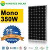 36V 72 rendement mono Solarpanel des cellules 330W 340W 350W 18%