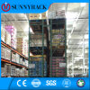 Heavy Duty Warehouse Teardrop Pallet Racking System