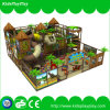 Equipamento interno do campo de jogos da série da casa de árvore do parque das crianças do divertimento