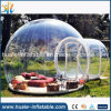 عمليّة بيع حارّ خيمة قابل للنفخ شفّافة, فسحة خيمة قابل للنفخ, فقاعات قابل للنفخ [كمب تنت] لأنّ عمليّة بيع