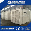 Diesel Containerized do ISO 20FT 1000kw Perkins que gera (GPP1250SC)