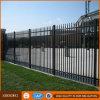 Barriera e cancelli di sicurezza d'acciaio pesanti galvanizzati