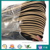 Esponja posterior de EVA de la goma para el aislante de calor de la condición del aire