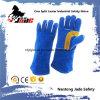 Перчатка безопасности работы кожи мебели промышленная