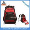 Sac électrique d'organisateur de mémoire d'outil de double sac à dos durable d'épaule