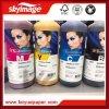 Tinta de la sublimación del tinte de la marca de fábrica de Corea Sublinova del color de la alta calidad 4