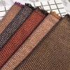 Tweed Sarga Tela para ropas como abrigos