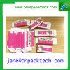 Custon a estampé les cadres de empaquetage de papier de cadre de cadre cosmétique de parfum