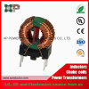 LED que enciende la bobina de estrangulación toroidal