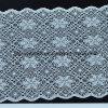 Nouveau design 100% Polyester Type de matériau Dentelle chimique