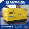 Generador eléctrico de 100 kW 125kVA silenciosa con Weichai motor Ricardo