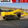 21tom excavadora hidráulica con motor Isuzu (W2215)
