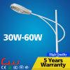 Lámpara al aire libre de la luz de calle de 30W 40W 50W 60W LED