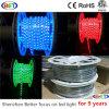 50m/Roll 12V/24V/120V/220V impermeabilizzano il regolatore a distanza RGB LED dell'indicatore luminoso di striscia 5050