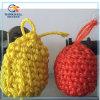 Qualité Handwork Sea Flotage Nylon Ball avec Sand