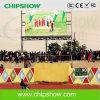Affichage visuel en plein air du sport LED d'énergie d'économie de Chipshow Ap16