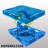 1200X1000 (48  X40 ) kies Gezicht met Pallets van de Lage Prijs van Open Dekken de Gestapelde Plastic uit